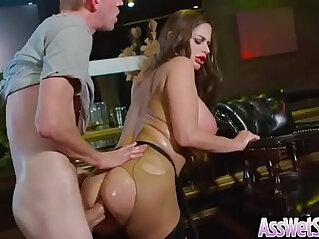 Cathy Heaven Horny Girl With Oiled Ass Get It Hard In Her Behind clip